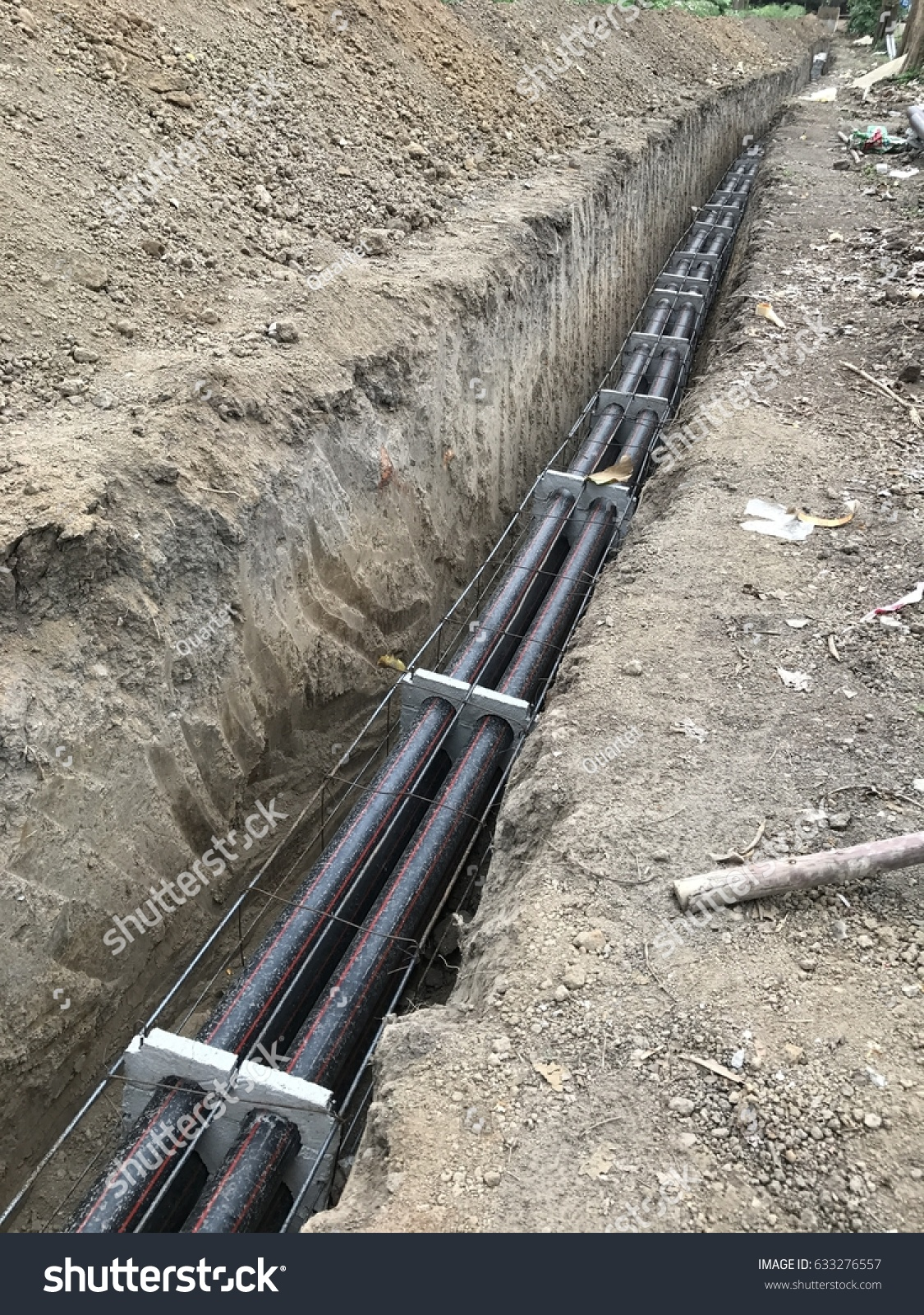Underground Wiring Conduit Installation Free Download Wiring Diagram