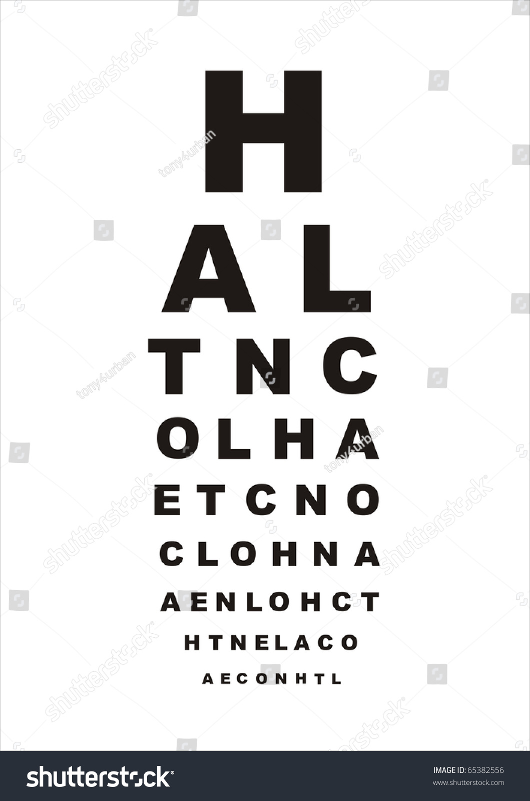 License eye exam letters driver license eye exam letters nvjuhfo Image collections