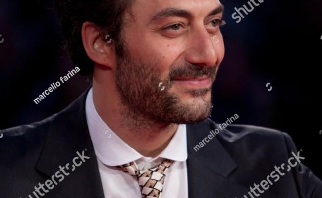 Venice Italy September 6 Actor Filippo Timi Arrives