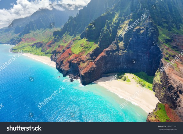 Na Pali Coast Hawaii Kauai Island