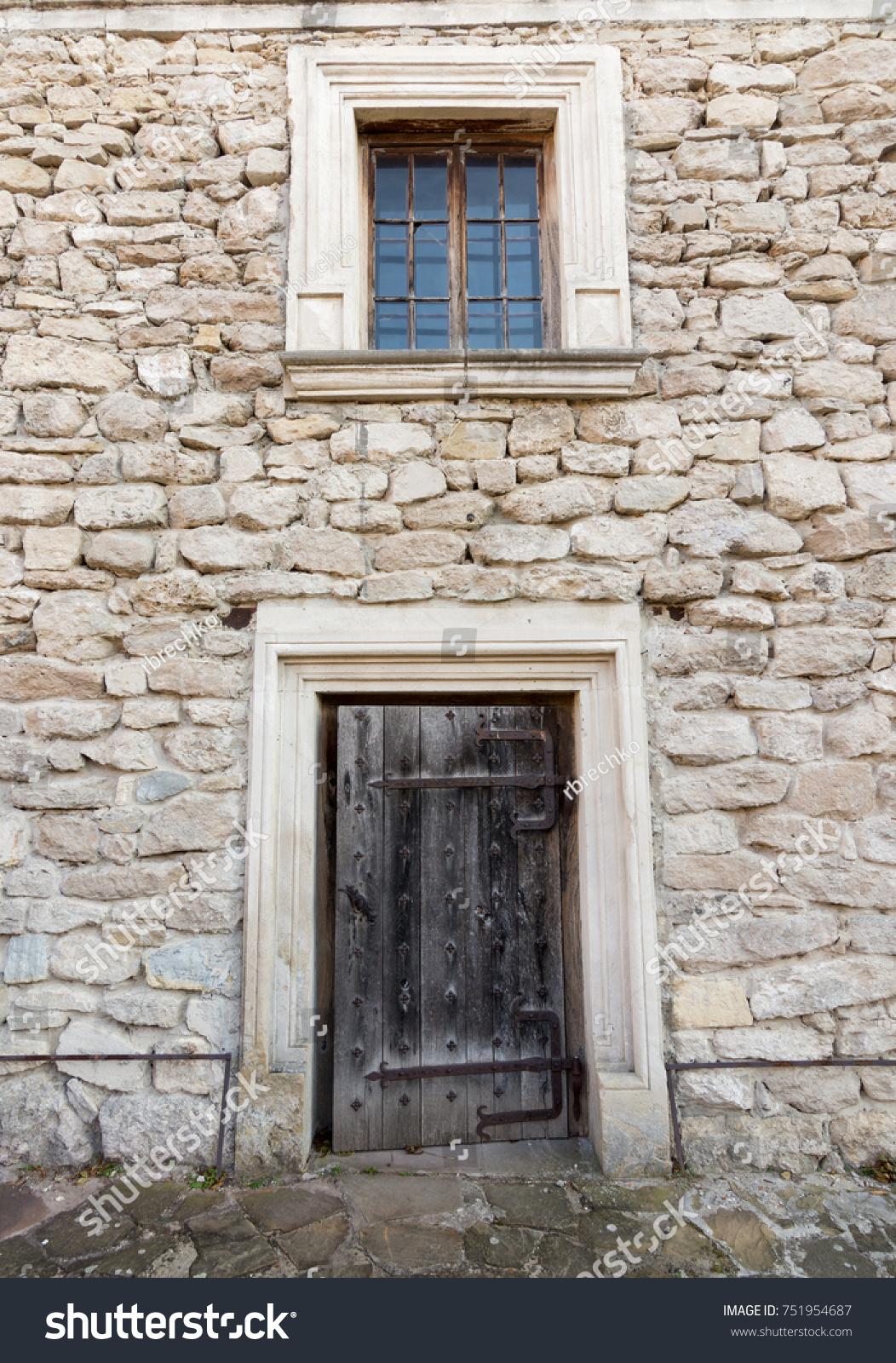 Vintage Decorative Window Door Ornate Iron Buildings