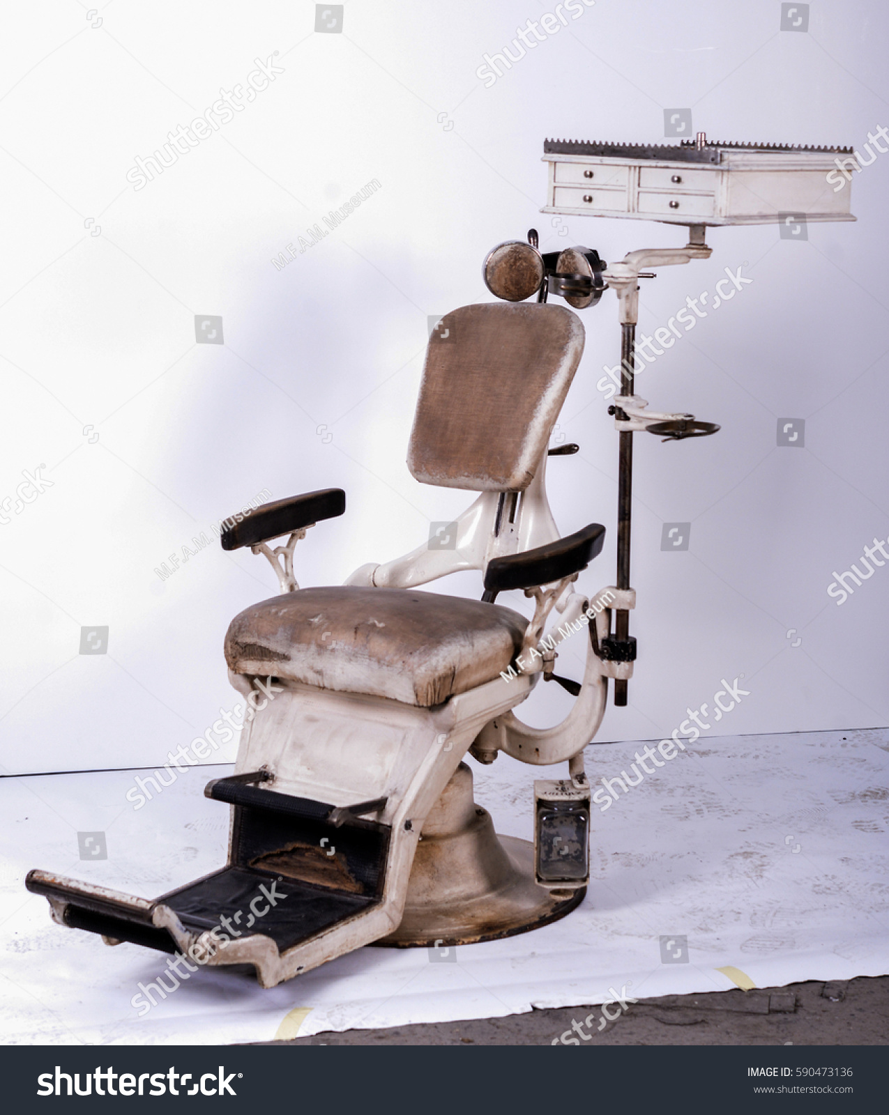 Used Dental Chairs Vintage Dental Practice Dental Chair Other Stock Photo Edit Now