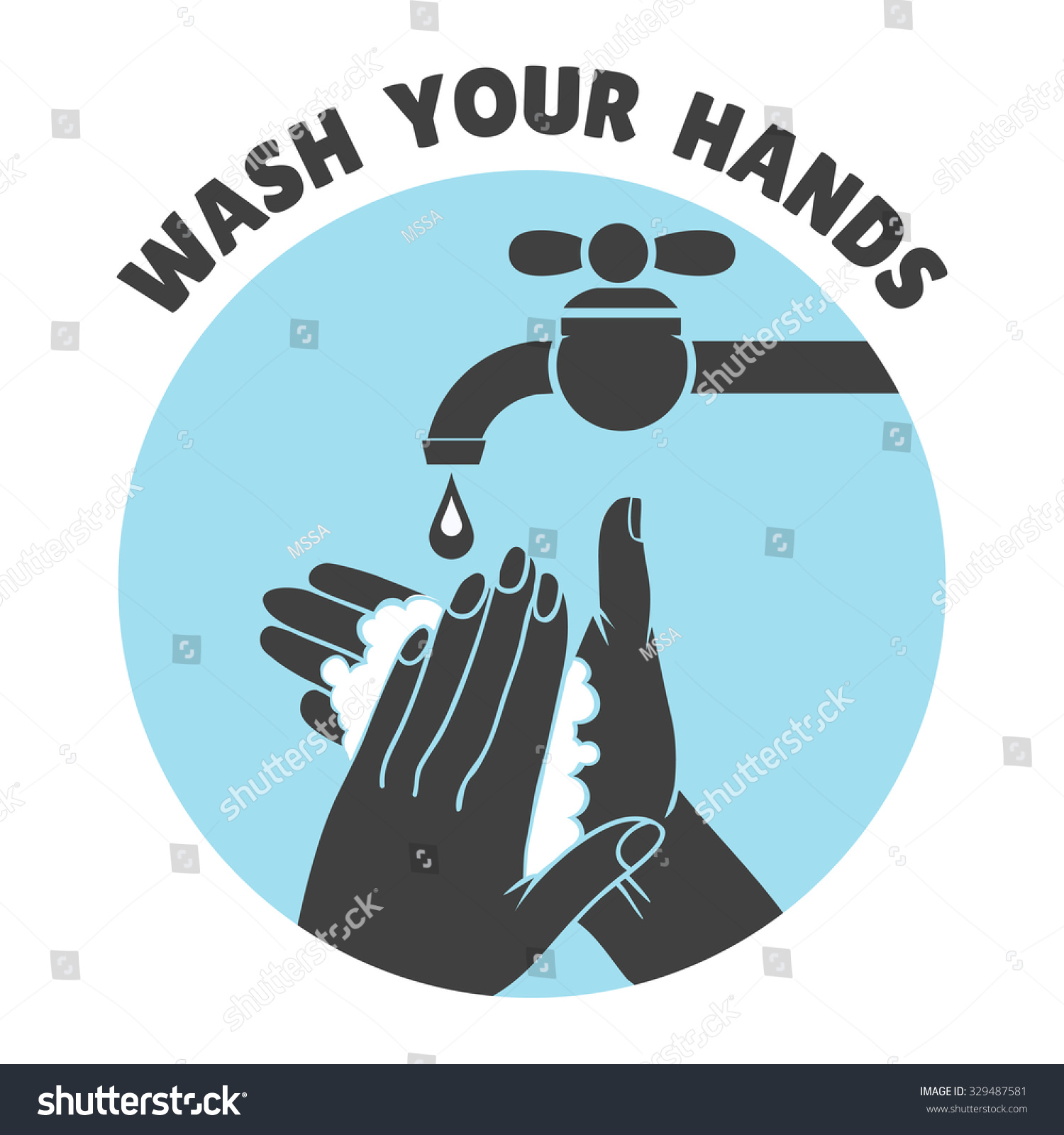 Wash Your Hands Stock Photo Shutterstock