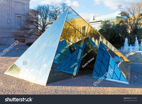 National Gallery of Art Pyramid