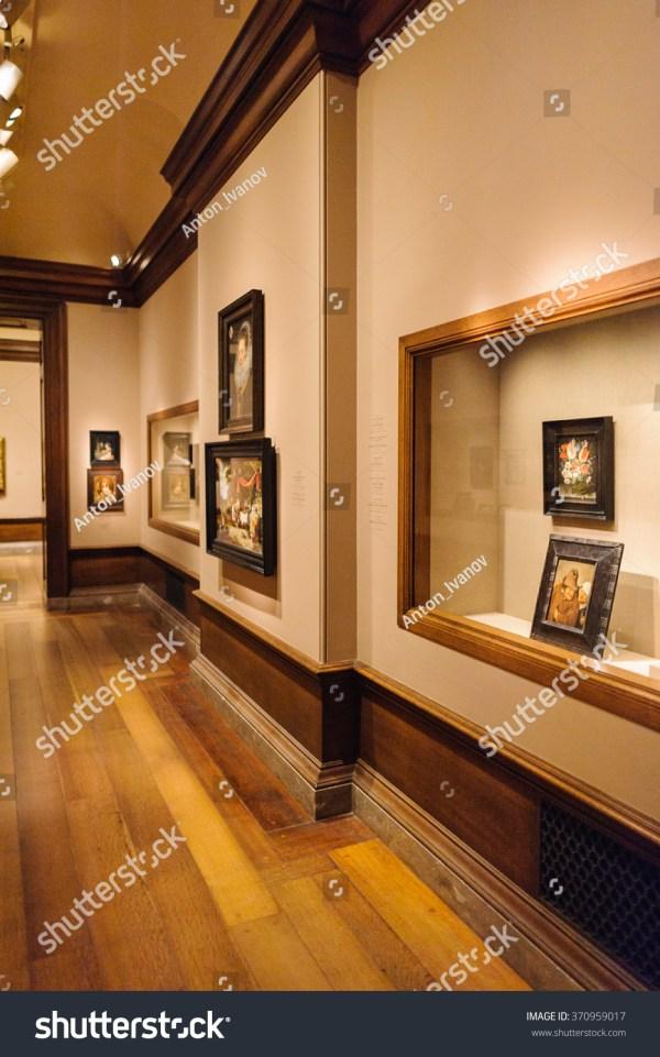 Washington Usa Sep 24 2015 Interior Stock 370959017 - Shutterstock