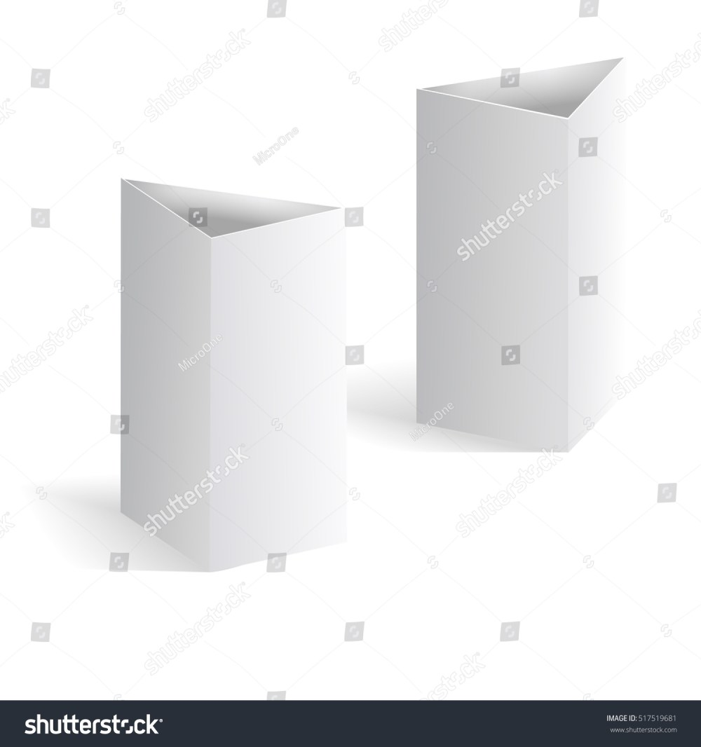 medium resolution of white blank table tent vertical triangle cards isolated on white background template of blank