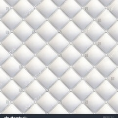 White Tufted Leather Sofa Bernhardt Foster Sleeper Upholstery Seamless Tileable Texture Stock ...