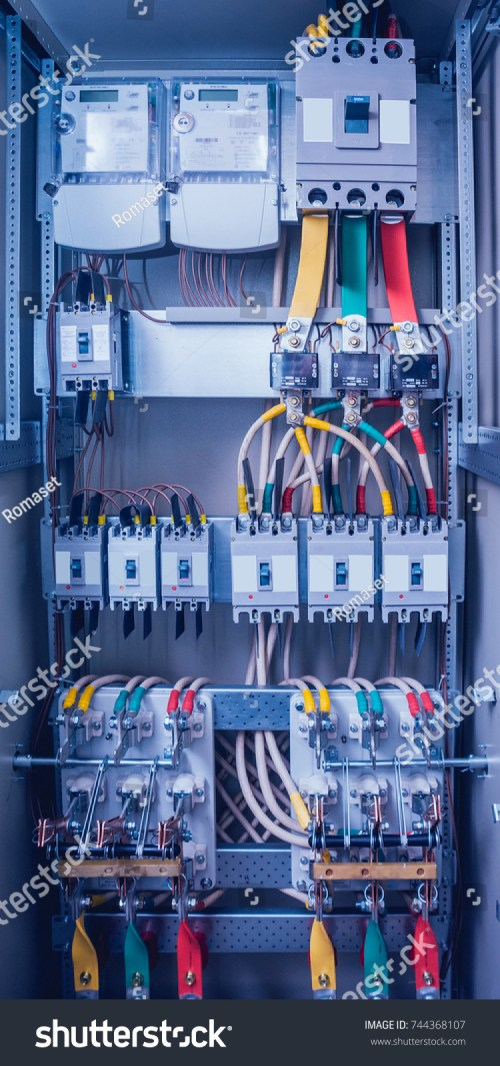 small resolution of wires and switches in electric box electrical panel with fuses and