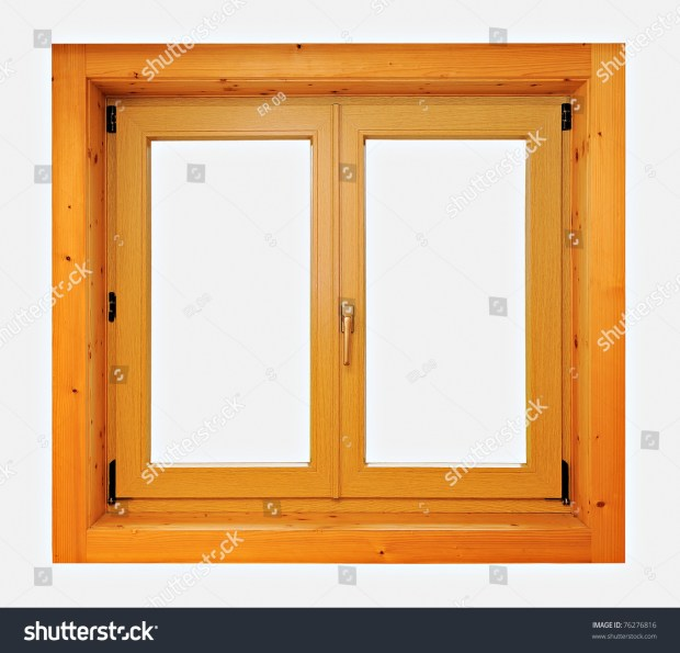 Wood Window Frame - Home Design Ideas