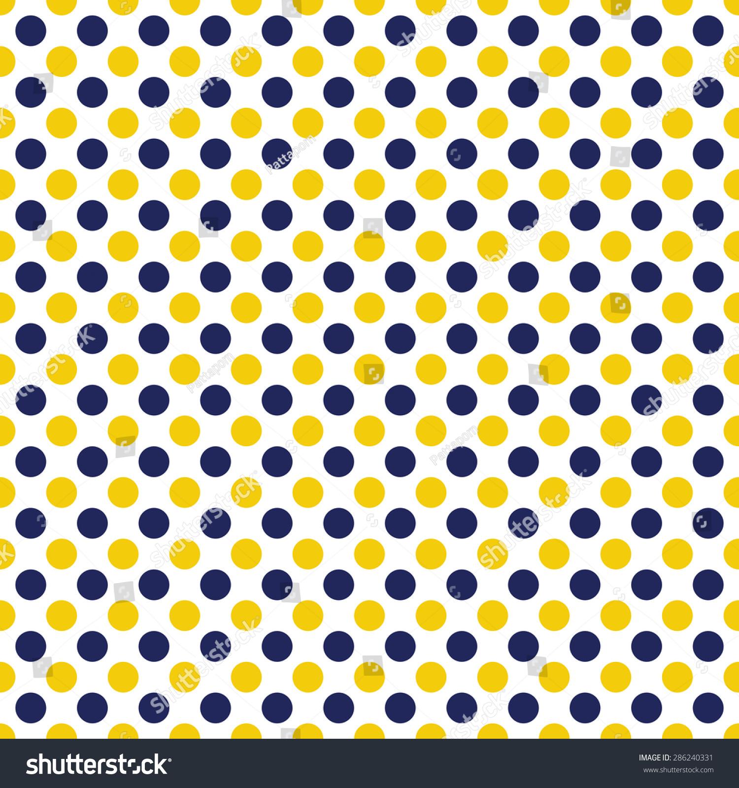 pix Blue Yellow Polka Dots https www shutterstock com image illustration yellow blue white colors polka dots 286240331