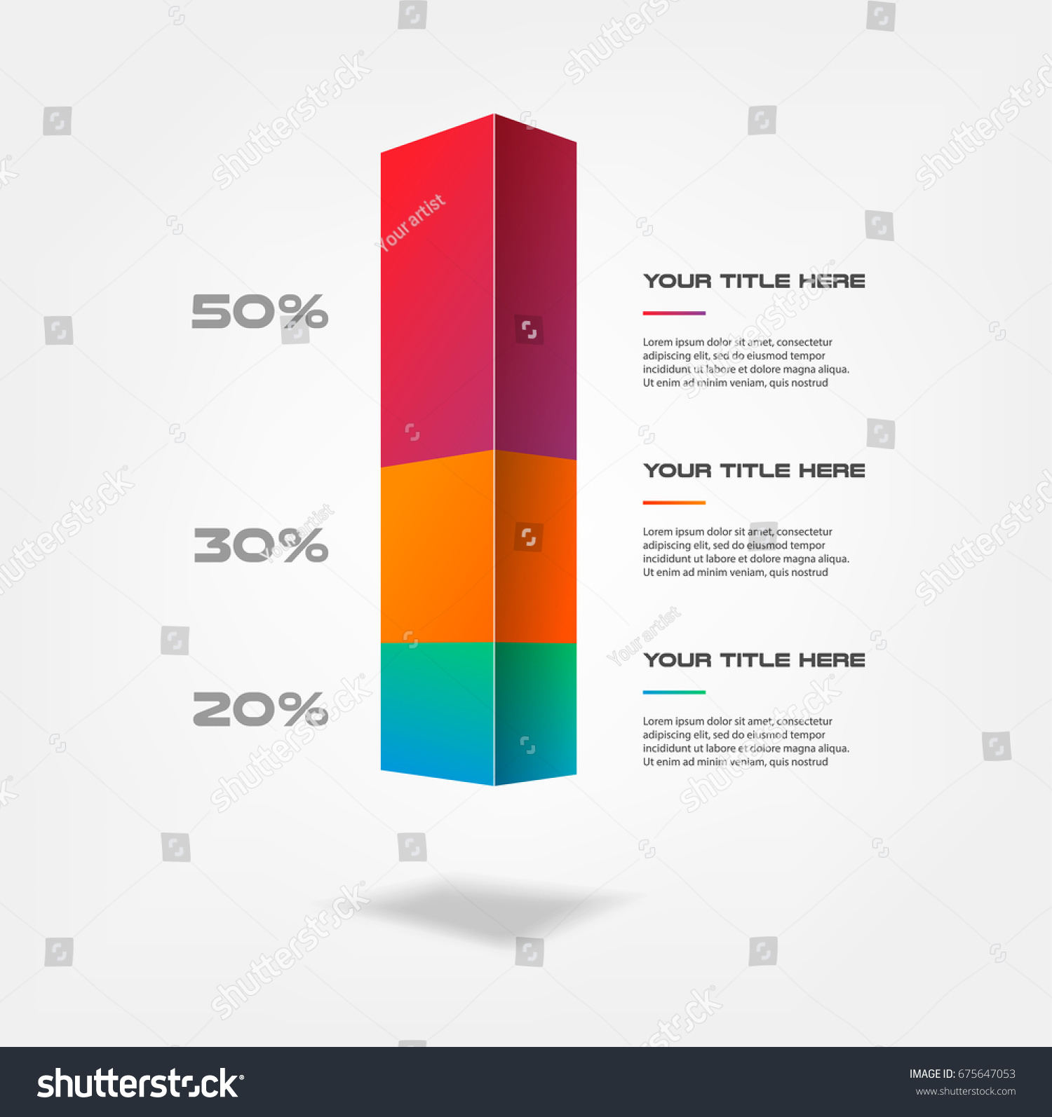 hight resolution of element of chart graph diagram with 3 options parts processes timeline vector business template for presentation workflow layout annual report web