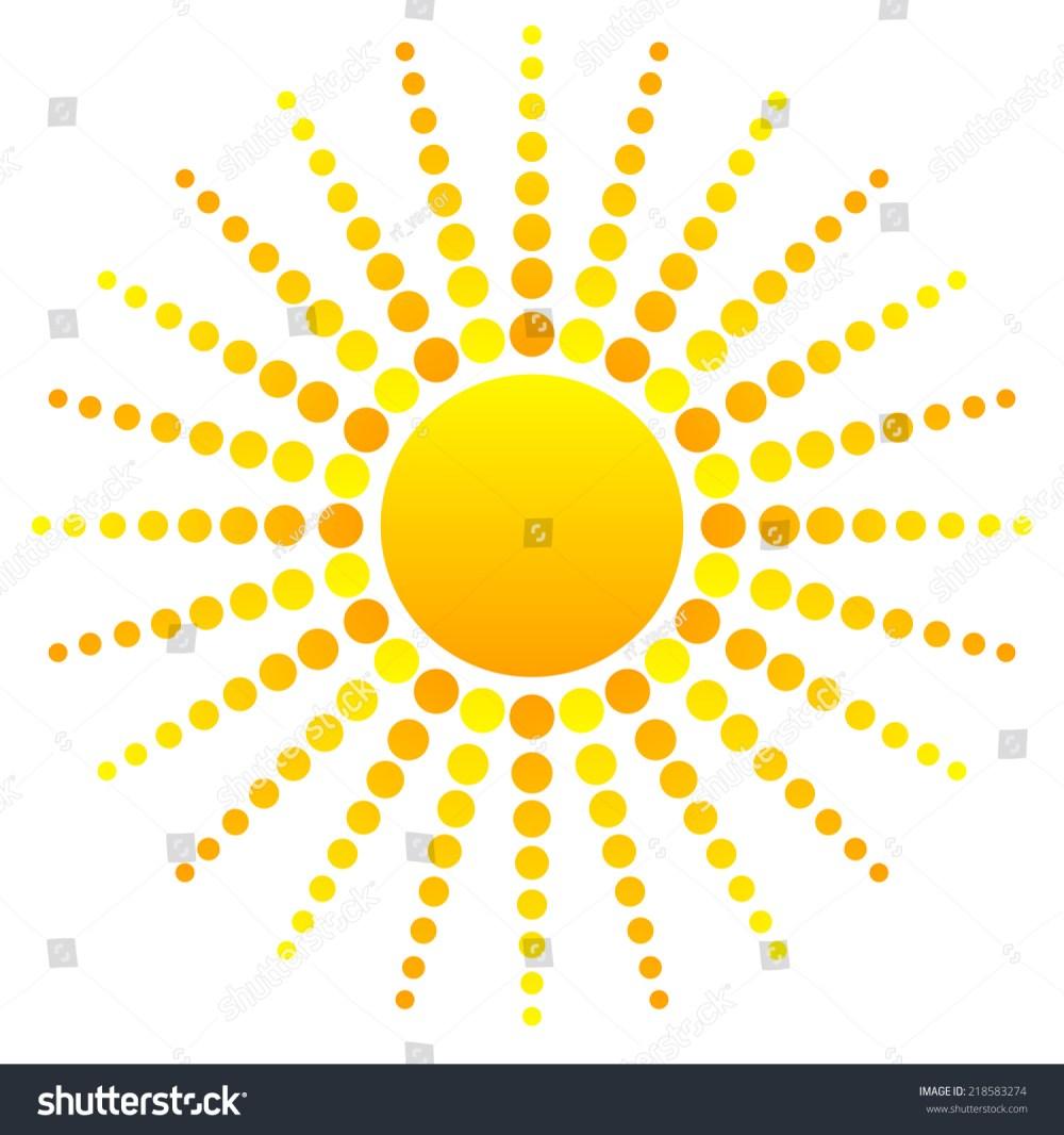 medium resolution of abstract sun clipart