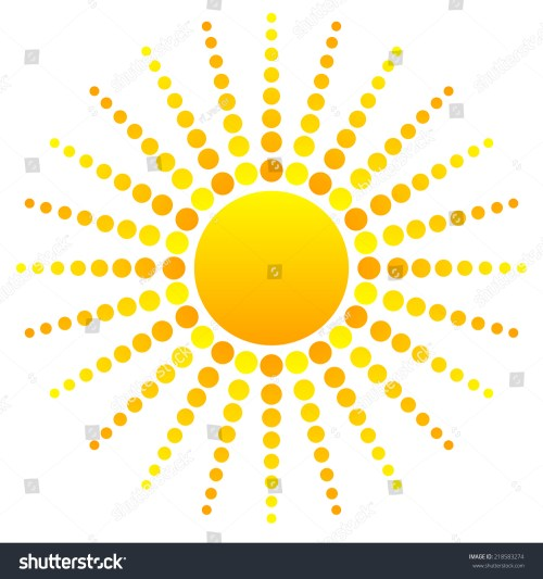 small resolution of abstract sun clipart