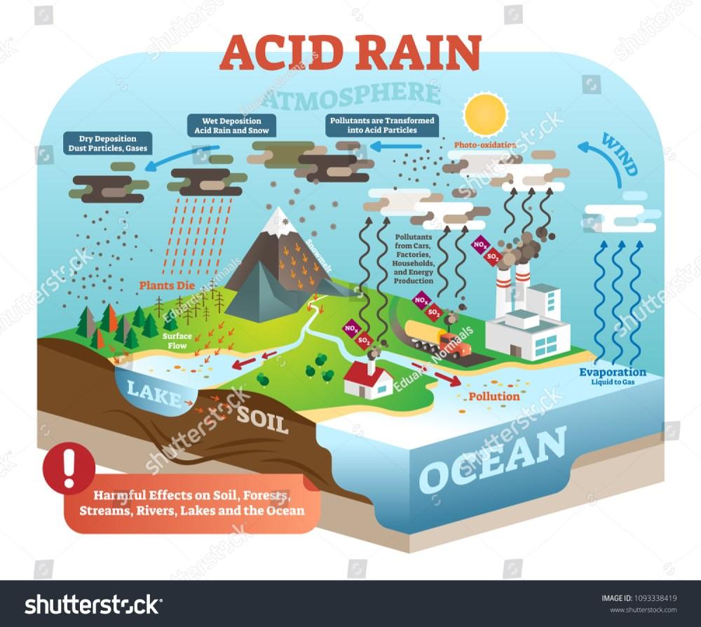 medium resolution of diagram acid rain wiring diagrams acid rain diagram pathway