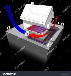 air source heat pump diagram air source heat pump combined [ 1500 x 1600 Pixel ]