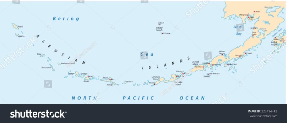 medium resolution of aleutian islands map