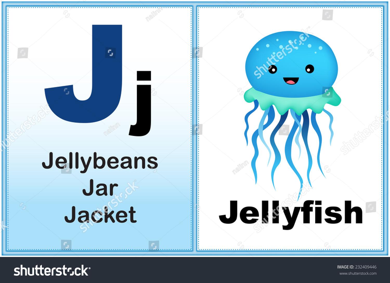 Alphabet Letter J Clipart Few Similar Stock Vector