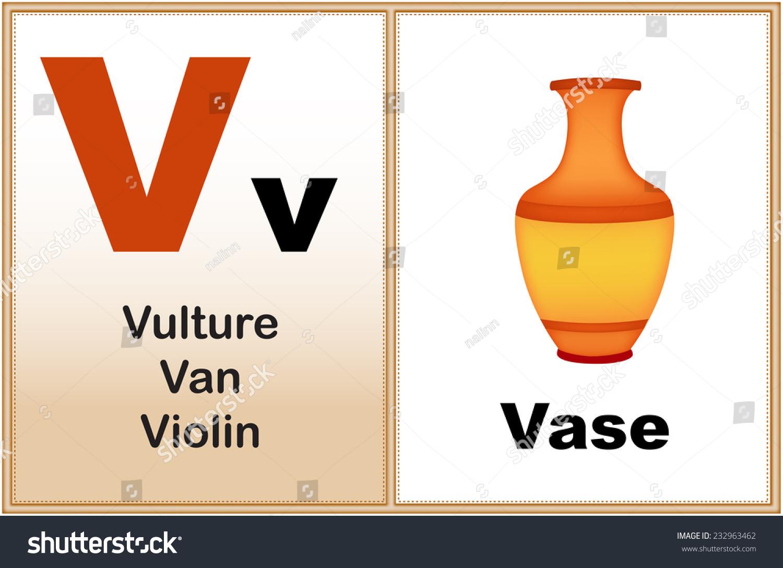 Alphabet Letter V Clipart Few Similar Stock Vector