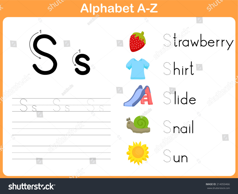 Worksheet Alphabet Tracing Worksheets A Z Recetasnaturista Worksheet And Essay Site For