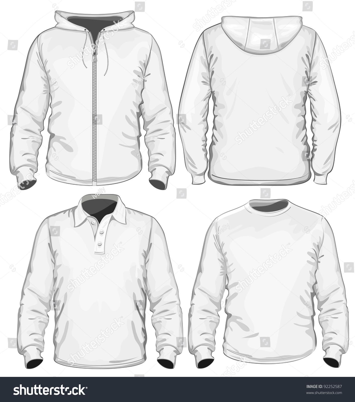 Amazing Vector Set Men S Polo Shirt T Shirt And