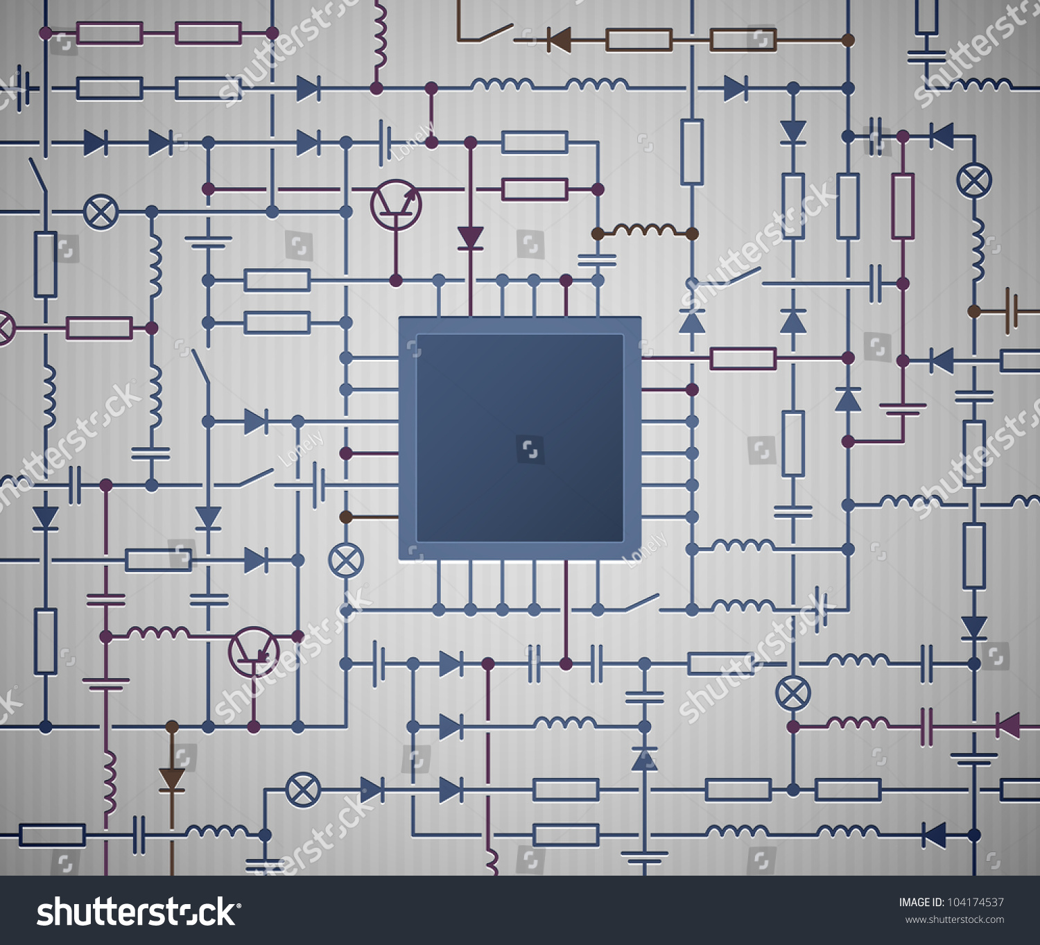 hight resolution of background with an electrical circuit diagram with processor
