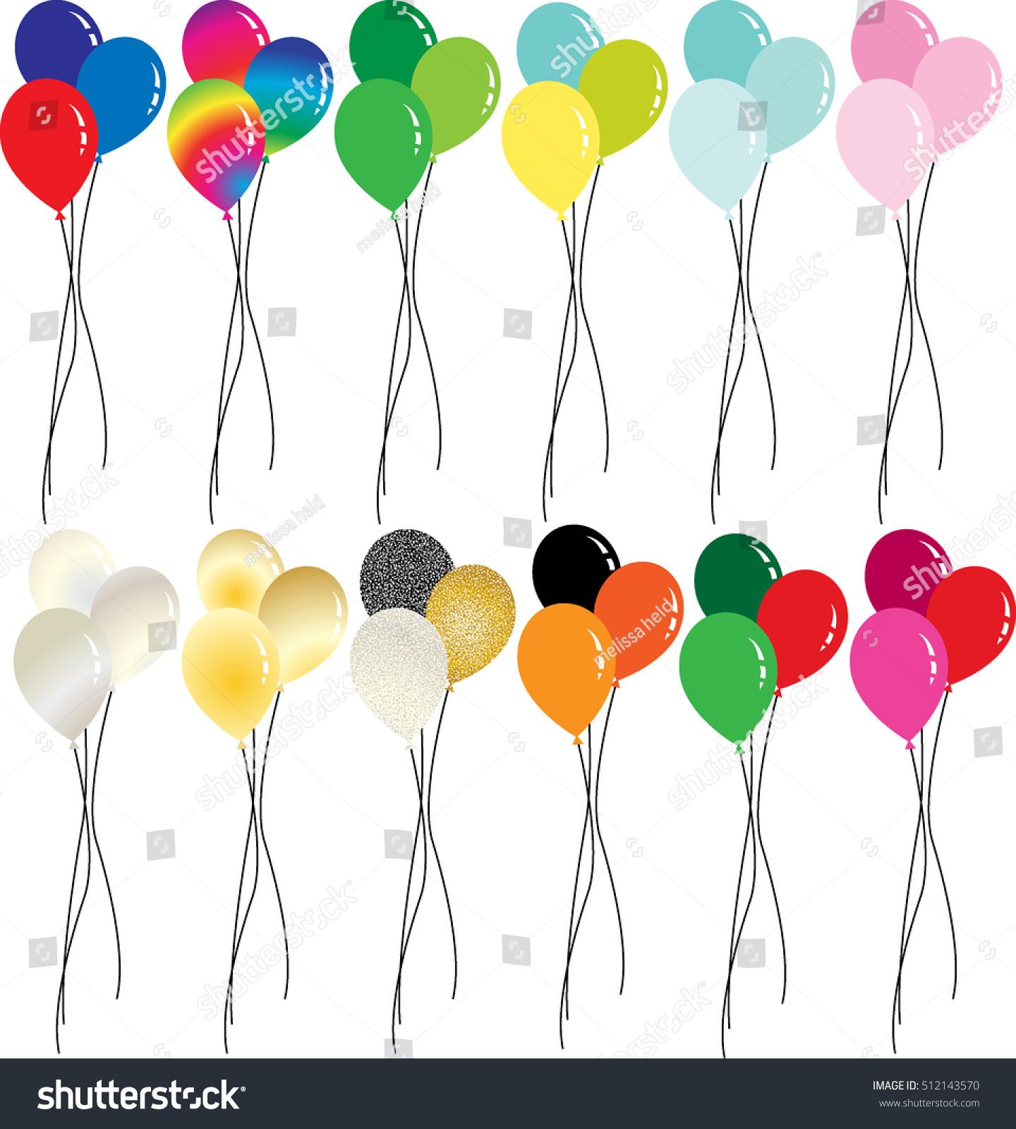 hight resolution of balloon clipart