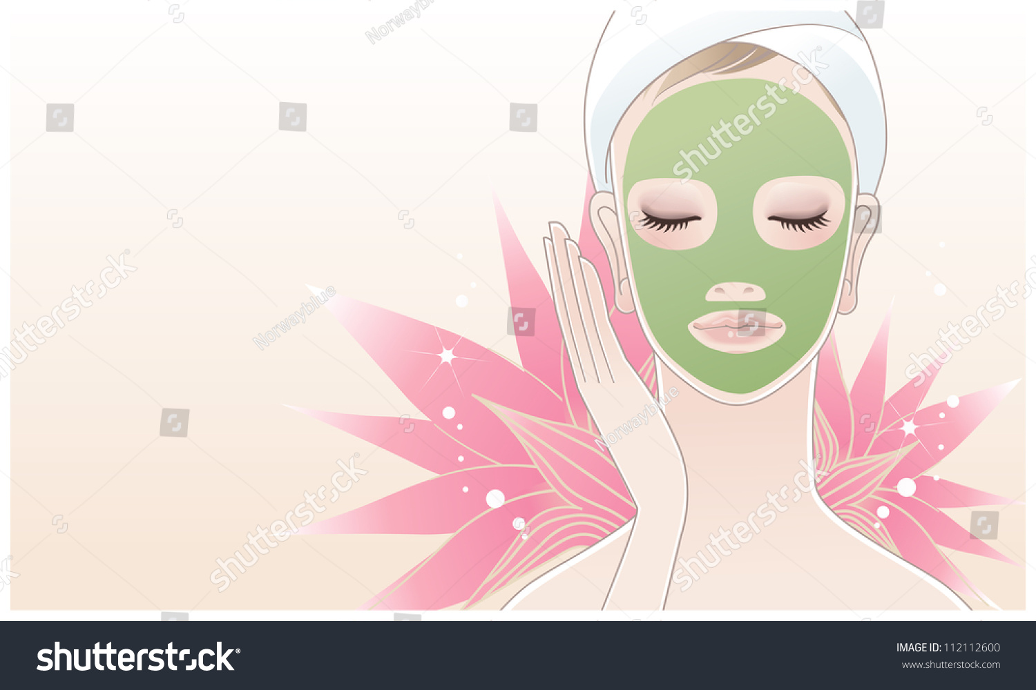 Fresh Beauty Lotus Mask