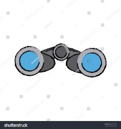 binoculars business element optic and lens theme front view [ 1500 x 1600 Pixel ]