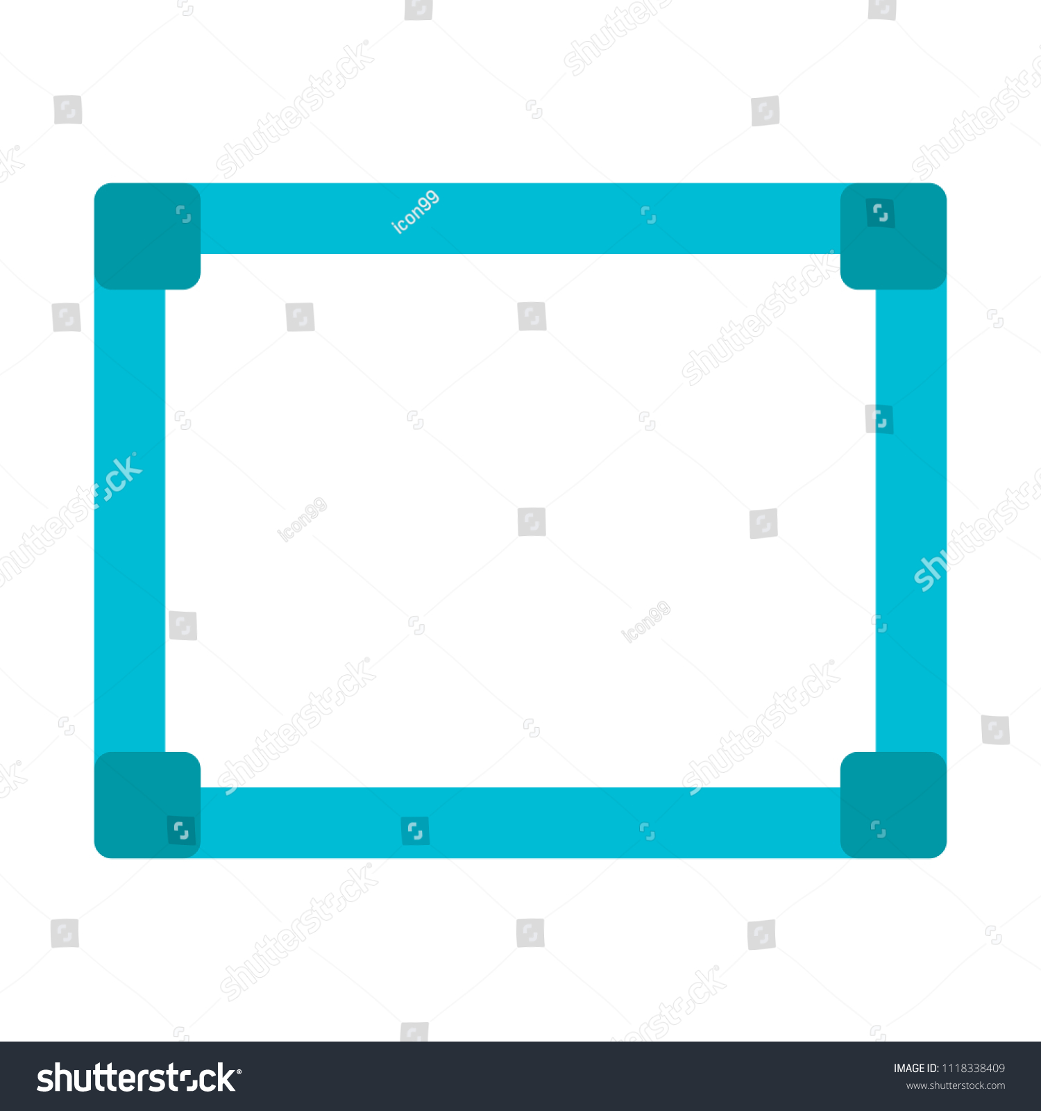 hight resolution of blank photo frame stock vector royalty free 1118338409 shutterstock path on a ball pool table diagram blank pool table diagram