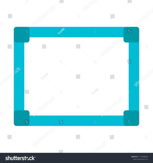 small resolution of blank photo frame stock vector royalty free 1118338409 shutterstock path on a ball pool table diagram blank pool table diagram