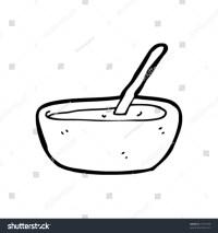 Bowl Of Soup Cartoon Stock Vector Illustration 71376199 ...