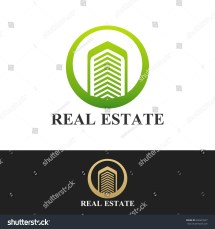 Business Real Estate Company Logo