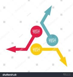 business concept flow chart with arrows [ 1499 x 1600 Pixel ]