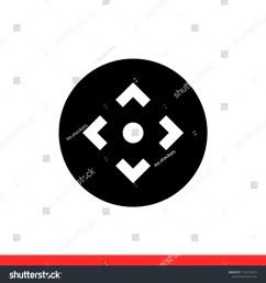 camera control vector icon remote symbol simple flat design for web or mobile app [ 1500 x 1600 Pixel ]