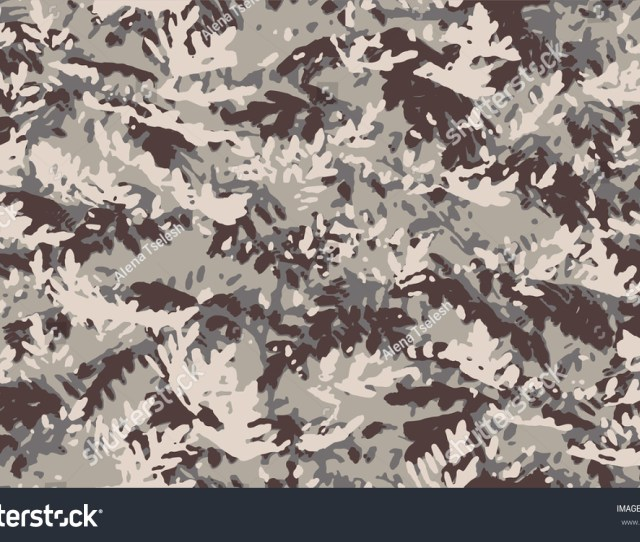 Camouflage Seamless Pattern Surface Texture Design For The Womens Activewear Market Print For