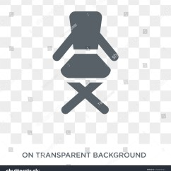 Chair Design Icons Cover Rentals Victoria Bc Camp Icon Stock Vector Royalty Free Concept From Camping Collection Simple Element Illustration