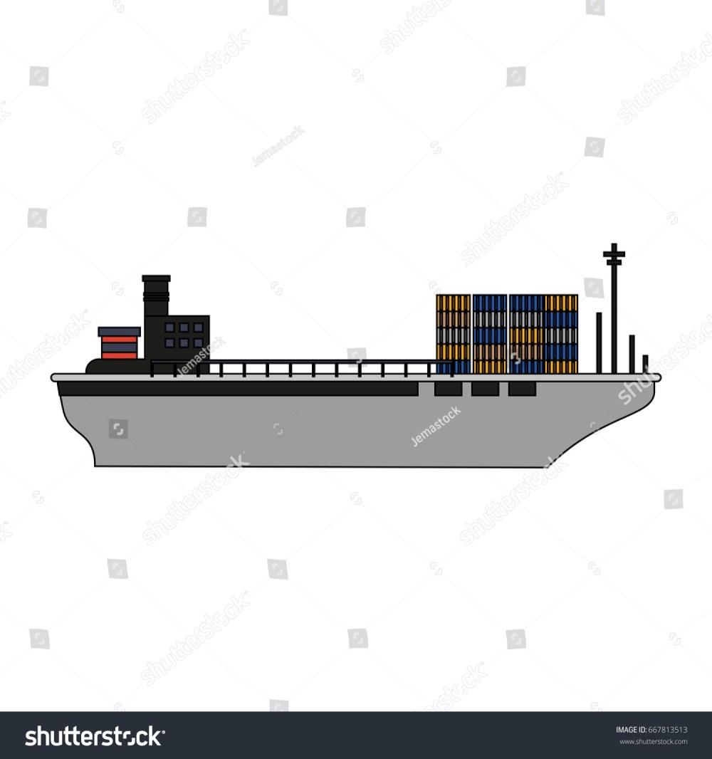 medium resolution of cargo ship design