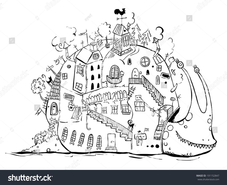slug anatomy diagram valeo windshield wiper motor wiring of a snail house simple electronic circuits