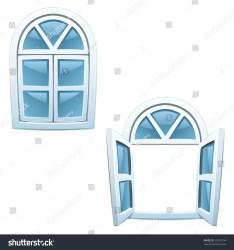 cartoon open closed windows vector shutterstock footage vectors illustrations music