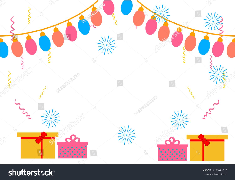 celebration happy birthday party