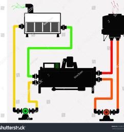 chiller diagram cycle [ 1500 x 1458 Pixel ]