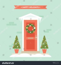 Flat Doors Decoration & Decorative Double Wood Front Door ...