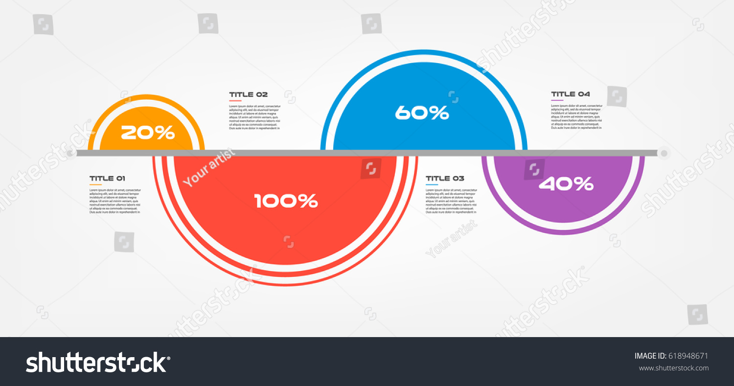 hight resolution of circle timelines infographic design vector and marketing can be used for workflow layout diagram annual report web design business concept with steps or