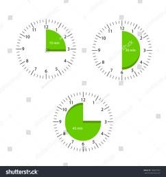 clock graph [ 1500 x 1600 Pixel ]