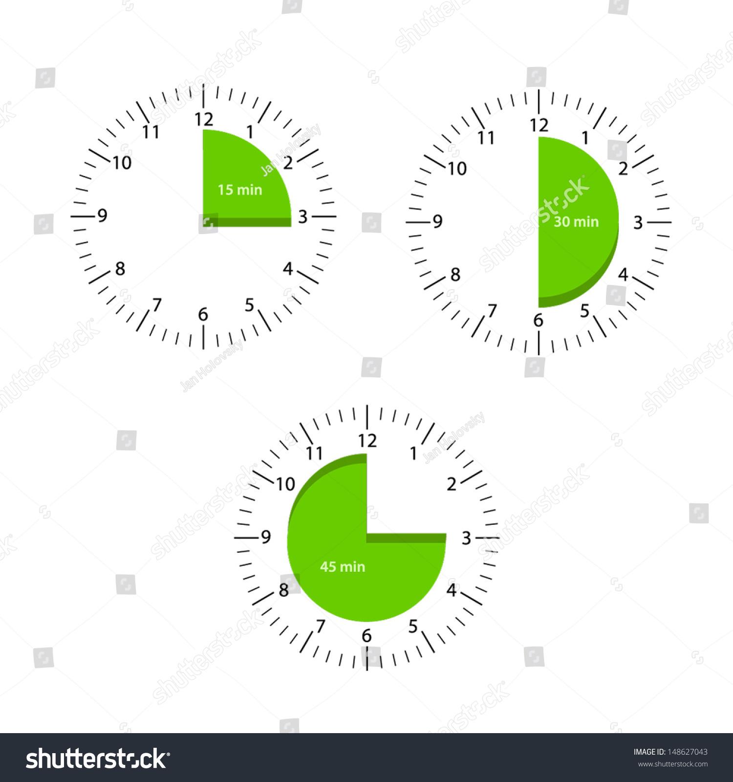 hight resolution of clock graph