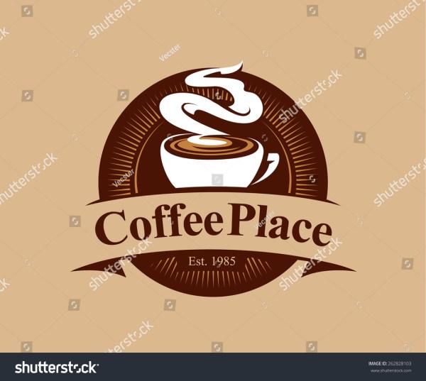 Coffee Logo Design Template. Retro Emblem