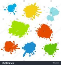 Paint Splash Vector - Year of Clean Water