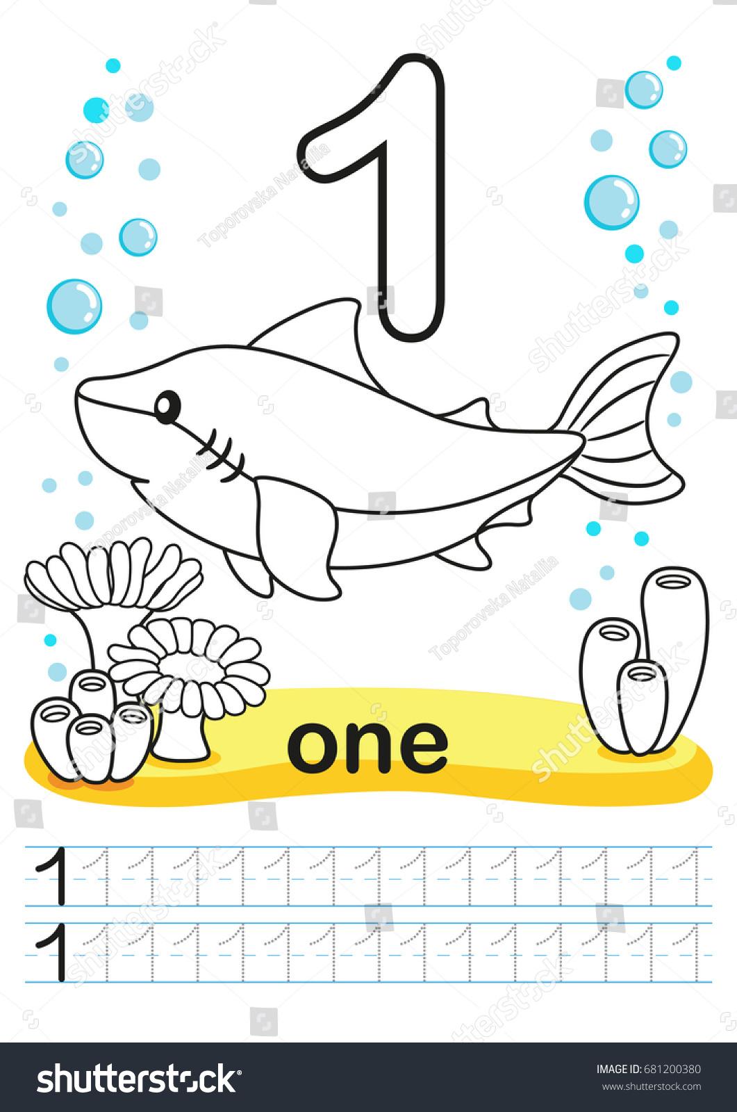 Coloring Printable Worksheet Kindergarten Preschool We