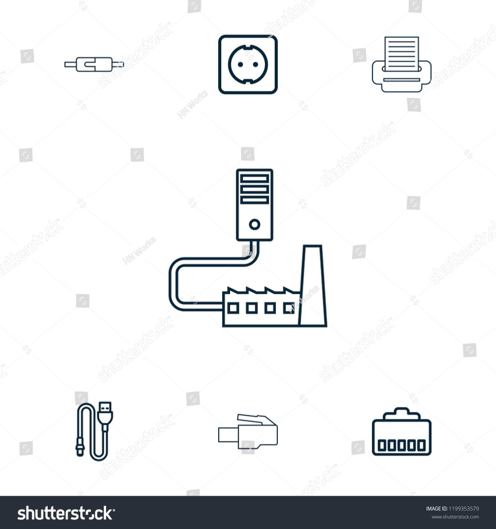 medium resolution of cord icon collection of 7 cord outline icons such as phone cable wire