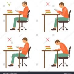 Proper Posture Desk Chair Teak Chairs For Sale Good Hostgarcia